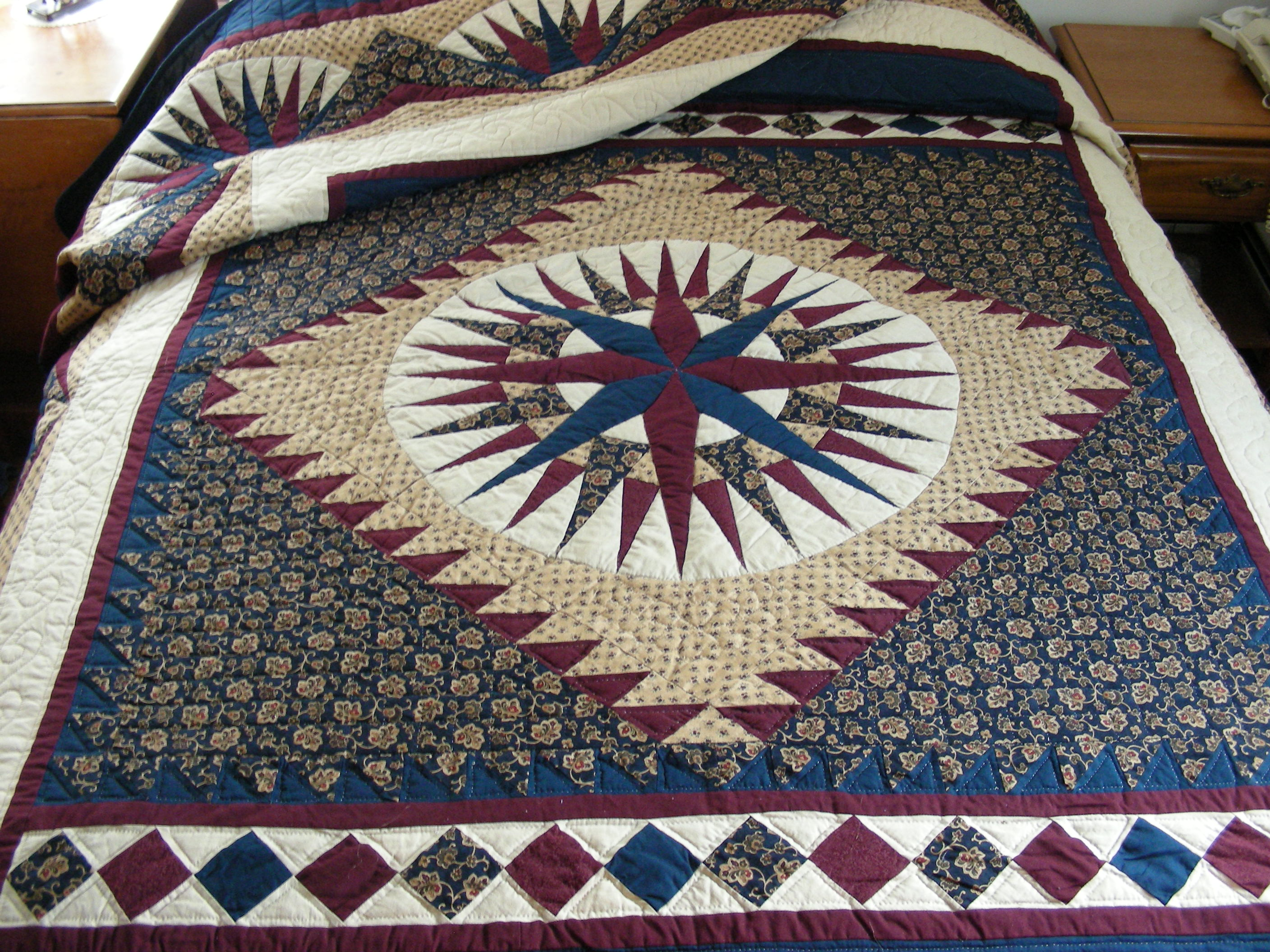 Quilting Patterns Mariner S Compass : 301 Moved Permanently