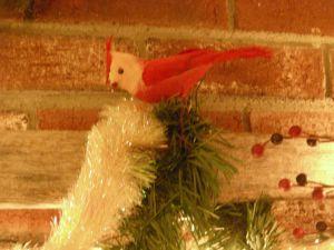 Vintage cardinal 2014